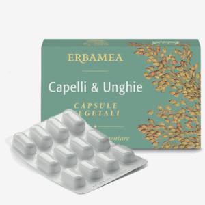 Capelli e Unghie 24 capsule