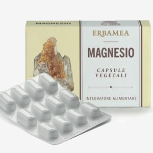 Magnesio - Capsule vegetali