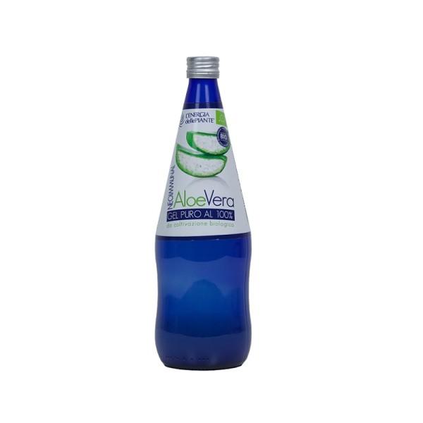 Aloe Vera Succo con Polpa 750 ml BIO